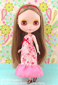 Neo Blythe Prima Dolly Winsome Willow