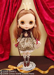 Neo Blythe Princess Milk BisQuit de Q-pot