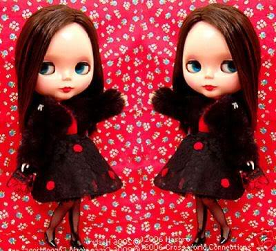 Neo Blythe Rosie Red Encore