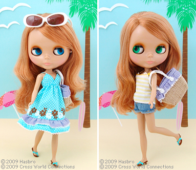 Neo Blythe Sunshine Holiday