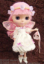 Neo Blythe White Magic Morning