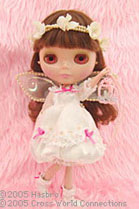 Neo Blythe White Magic Night