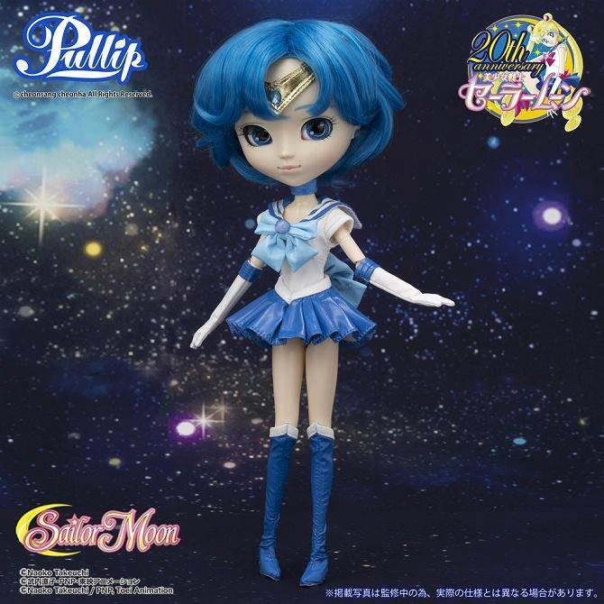 Pullip Sailor Mercury 2014