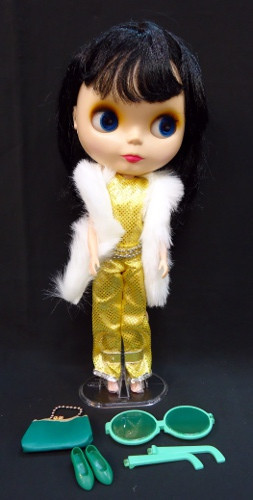Neo Blythe All Gold in One