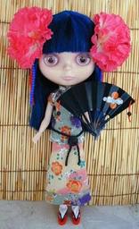 Neo Blythe Asian Butterfly