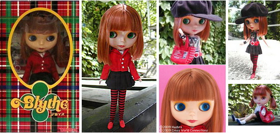 Neo Blythe Piccadilly Dolly