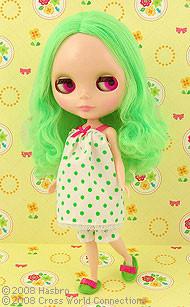 Neo Blythe Prima Dolly Amaryllis