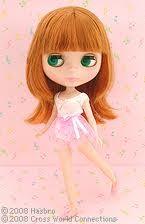 Neo Blythe Prima Dolly Aubrena