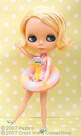 Neo Blythe Prima Dolly Saffy