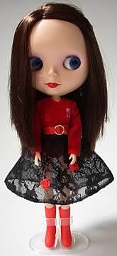 Neo Blythe Rosie Red