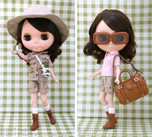 Neo Blythe Save the Animals
