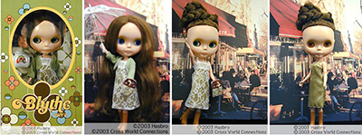 Neo Blythe Tea For Two