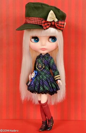 Neo Blythe doll Cadence Majorette