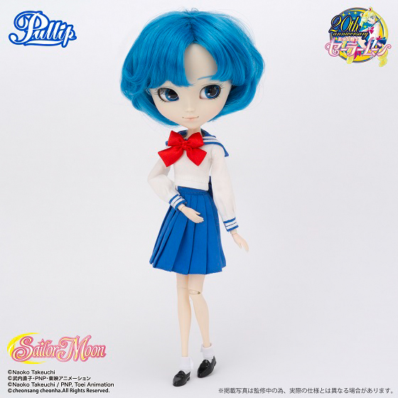 Pullip Sailor Mercury-506