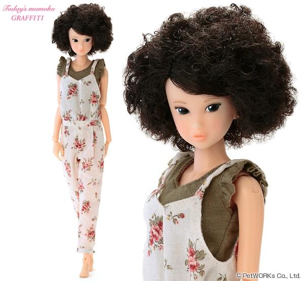 Todays Momoko Graffiti Doll-900