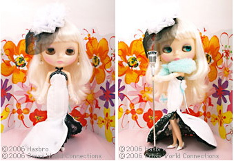 Neo Blythe Darling Diva