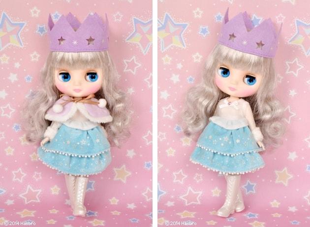 Middie Blythe Twinkle Princess