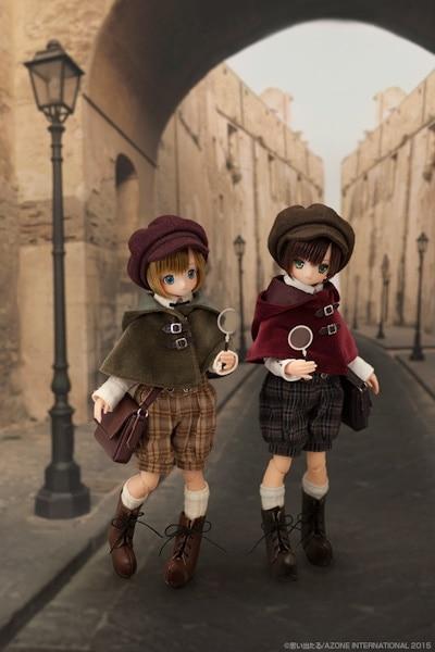 Azone Aoto Boy Detective Team II-401