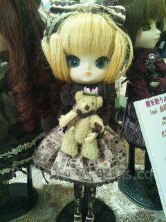 Sneak Peek: Kleine Dal Pullip 2012 doll