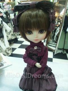 Sneak Peek: Akira Shiraishi Isul 2012 Pullip Doll