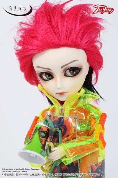 Taeyang hide Psyence Doll