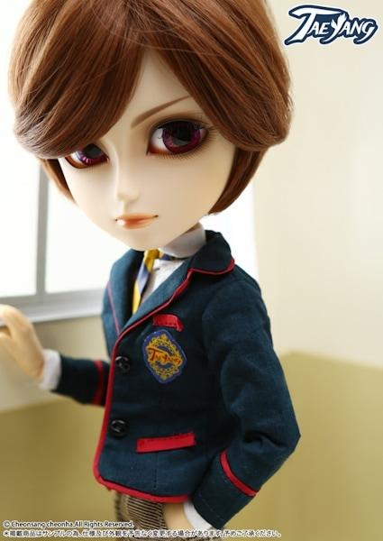 Taeyang Ethan Doll September 2013