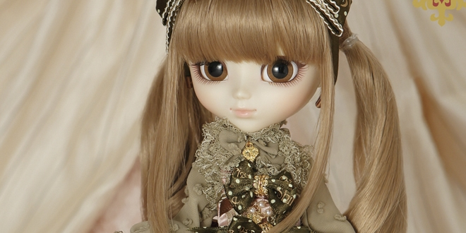 Pullip Aoki Misako Favorite Ribbon Chocolate ban