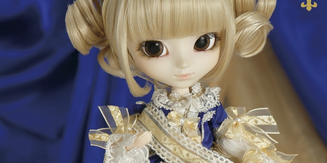 Pullip Midori Fukasawa La Robe Vert Bleu Royal ban