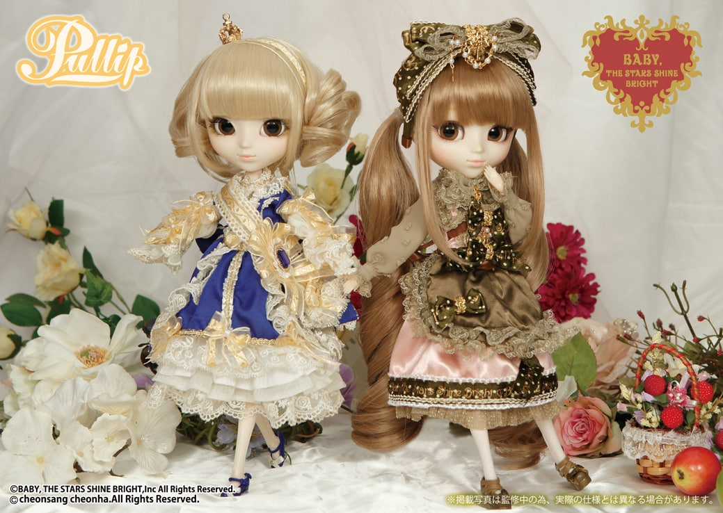Pullip baby star girls