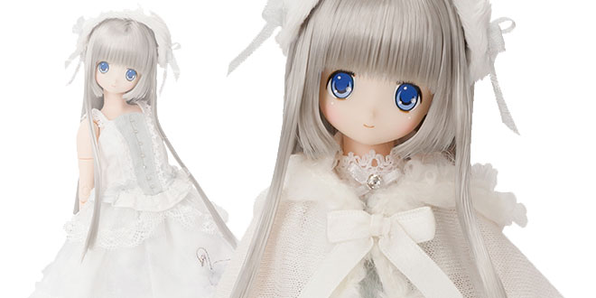 Azone International EX-Cute: Swan Lake Raili