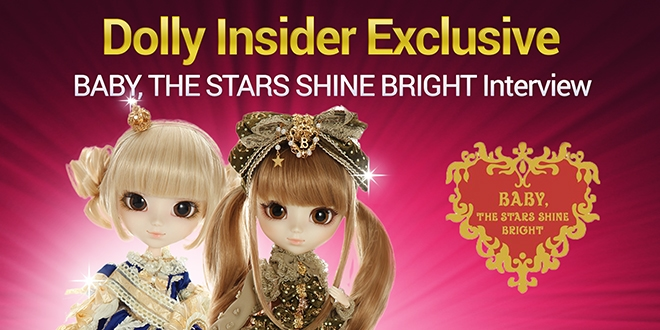 BABY THE STARS SHINE BRIGHT Dolly Insider Interview