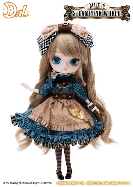 Dal Alice In Steampunk World-801