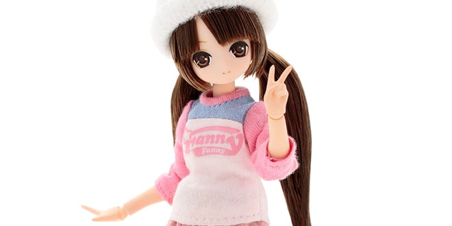 Picco Ex☆Cute FannyFanny Himeno by Azone International