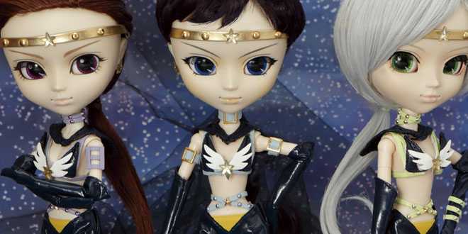 Sailor Moon: Pullip Starlights