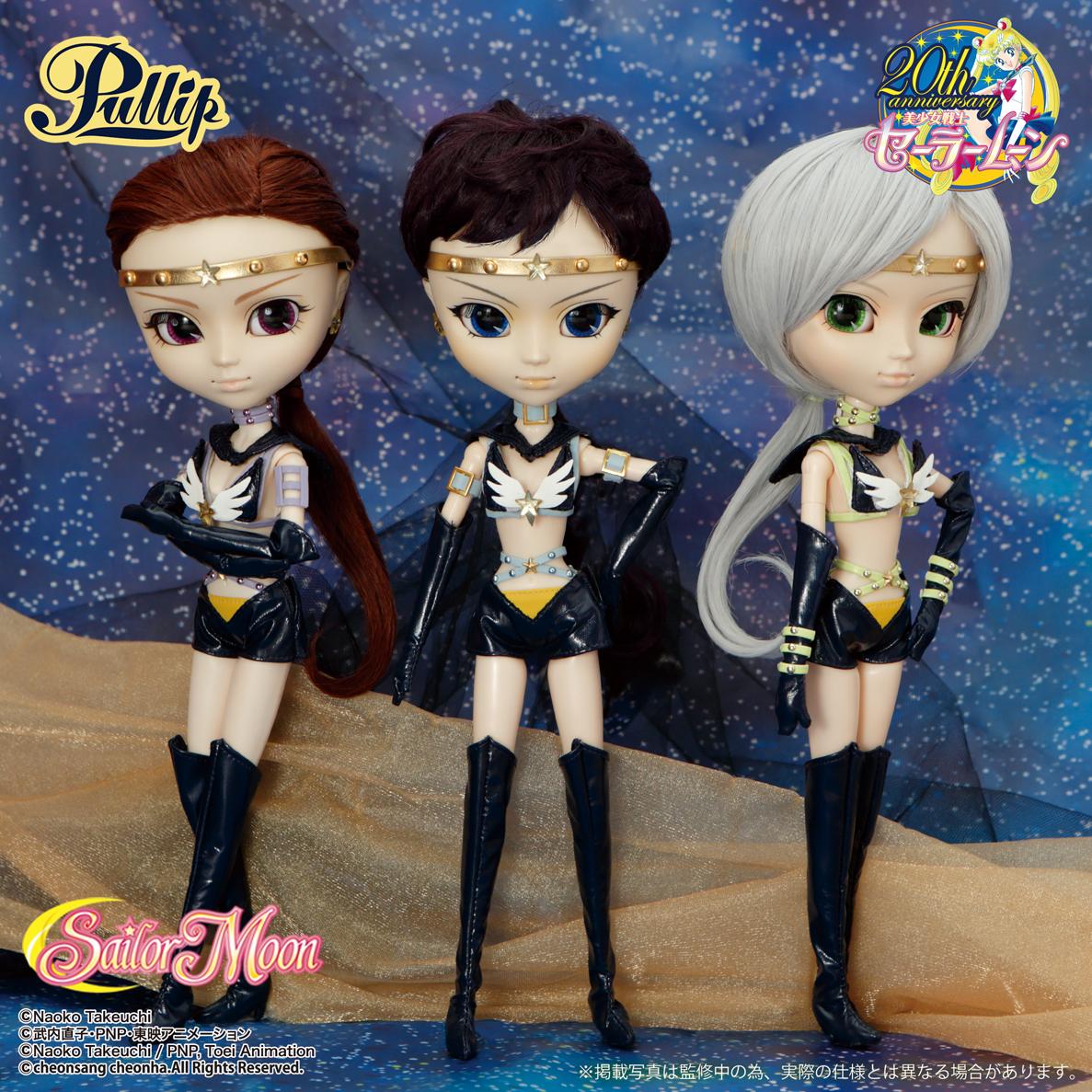 pullip Sailor Starlights