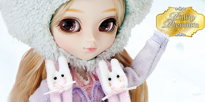 Pullip Premium Kiyomi Mint Ice Cream Version