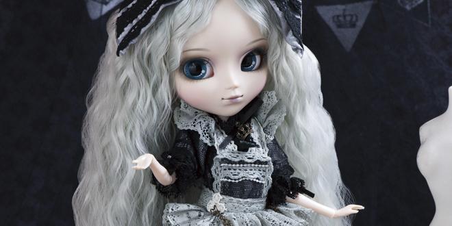Pullip Premium Romantic Alice Monochrome banner