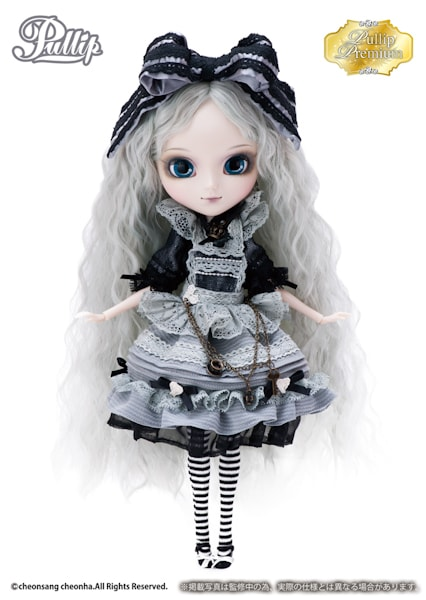 Romantic Alice Monochrome-603