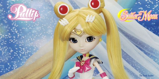 Sailor Moon: Pullip Super Sailor Moon July 2016