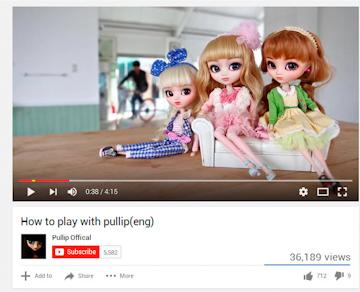 Pullip Ha ha pro-101