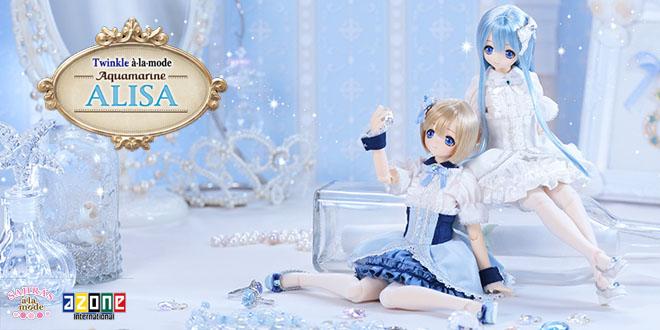 Aquamarine Alisa