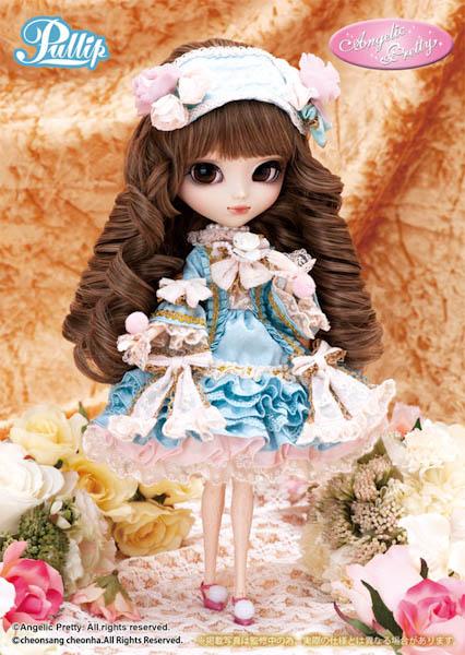 Pullip Marie Antoinette Princess Dress-500