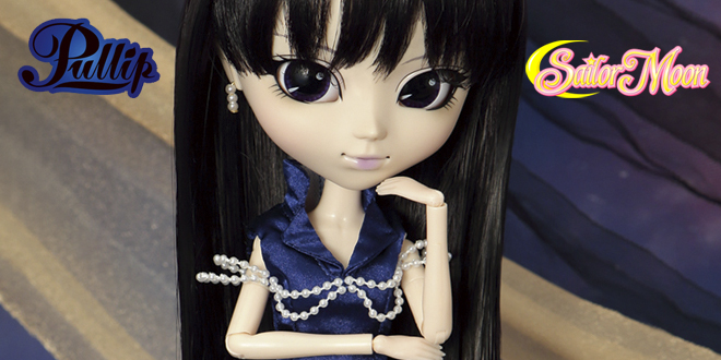 Sailor Moon: Pullip Mistress 9 September 2016