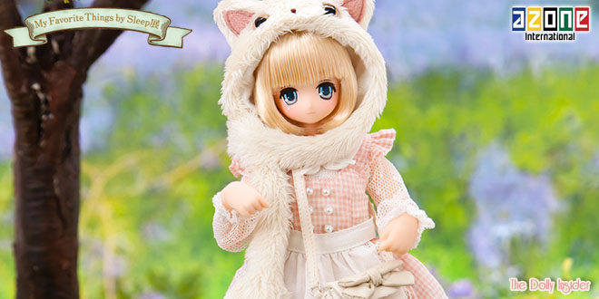 Little Wolf Koron – My Favorite Things by Sleep – Azone International