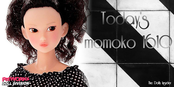 Today's momoko 1610 by PetWORKs