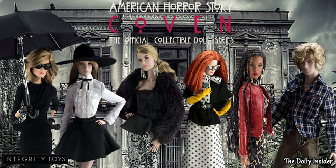 American Horror Story Coven doll it