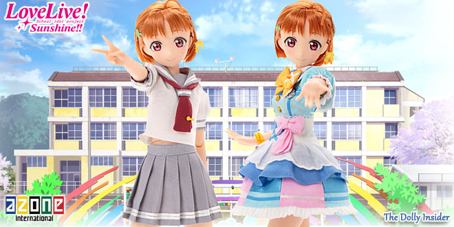 Love Live! Sunshine!!: Chika Takami Azone PureNeemo Doll