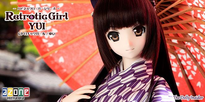Retrotic Girl Yui by Azone International