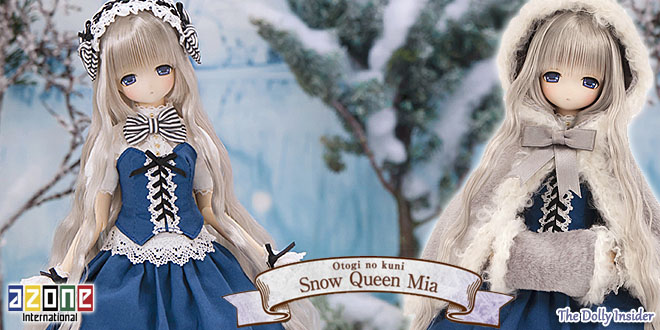 Snow Queen Mia by Azone International