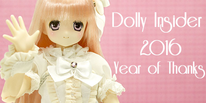 Dolly Insider 2016 – A Year of Thanks